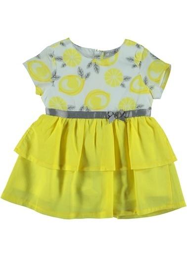 Mininio Elbise Sarı
